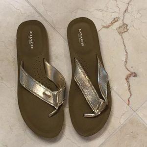 Coach Comfy Sandals